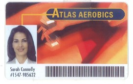 Aerobics Photo ID Printer in New York, NY