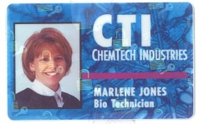 Chem Photo ID Printer in New York, NY